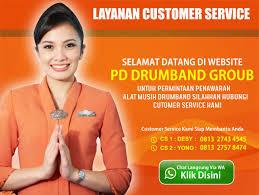 Layanan dari Pengrajin Drumband